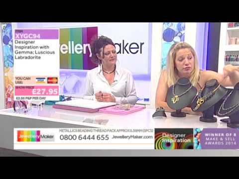 [How to use Chips and Nuggets] - JewelleryMaker DI 29/4/15