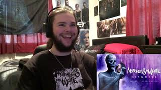 """METAL BASSIST REACTS TO """"BROADCASTING FROM BEYOND THE GRAVE""""  BY MOTIONLESS IN WHITE 2019"""