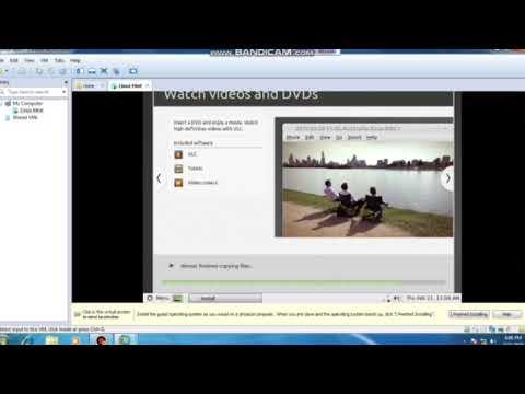 Tutorial Instalasi Linux Mint Menggunakan Software Vmware thumbnail