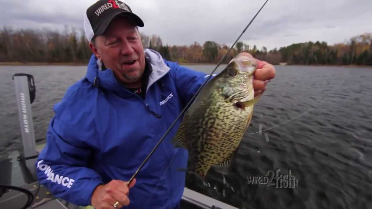 Fishing tips for deep basin crappie and panfish youtube for Crappie fishing secrets