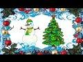 Песенка про Снеговика - Новогодние песни 2015 - Песни для детей