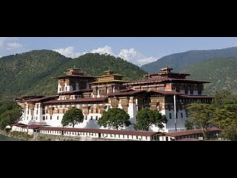 Tiger nest in Bhutan | Jain Group Bangalore | Shree Rajyash Holidays November 2017 p