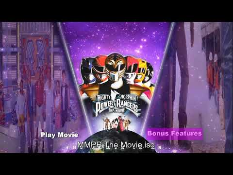 mighty morphin power rangers the movie blu ray review