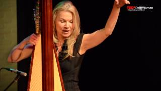 She Who Dances With Harp | Maria Palatine | TEDxDelftWomen