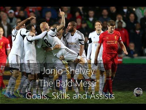 Jonjo Shelvey - Swansea City - Goals, Skills and Assists