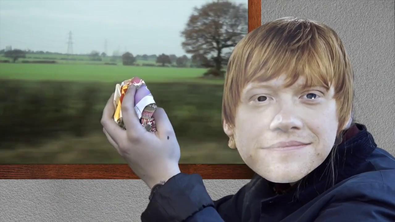 Harry Potter swede- Tiegan Bannister - YouTube