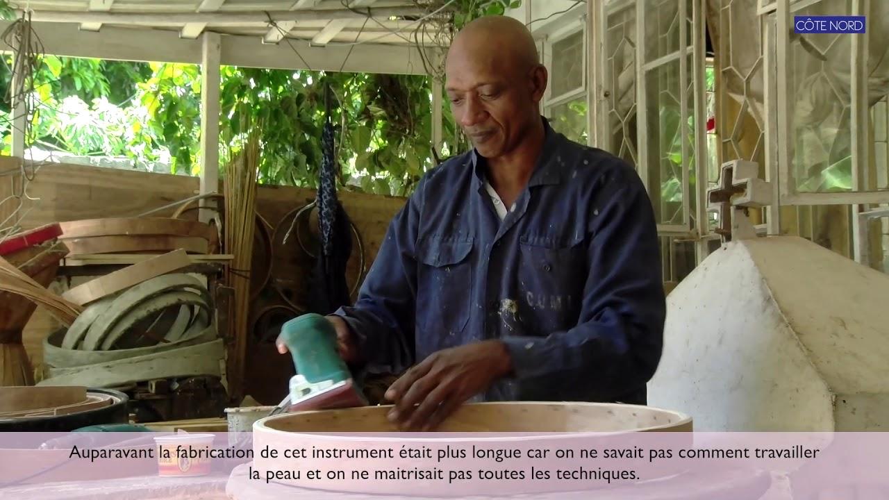 José Legris : fabricant de la ravanne traditionnelle
