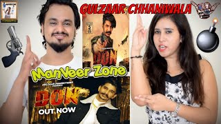 GULZAAR CHHANIWALA    DON    Latest Haryanvi Songs    Indian Reaction By ManVeer Zone