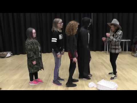 Jinny the Witch, The Play: The Bree Weekend Concert 2017, Part 6