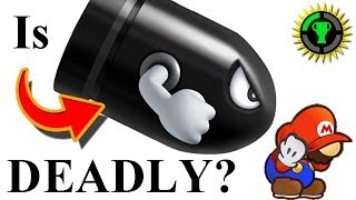 Game Theory: How Deadly is Super Mario's Bullet Bill?