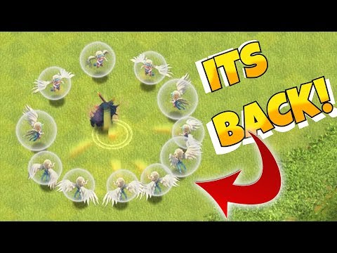 "THE IMMORTAL PEKKA COMBO RETURNS!! ""Clash Of Clans"" NEW EVENT!!"