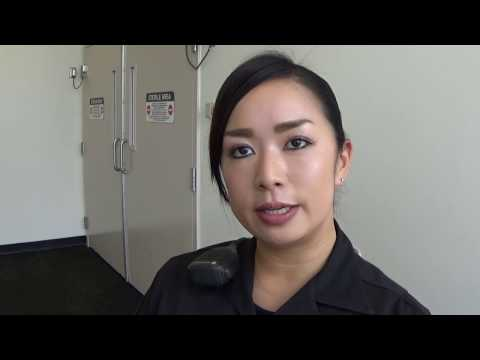 Officer Yuri Nagata Restricted Doors Tip to Enhance Your LAX Experience