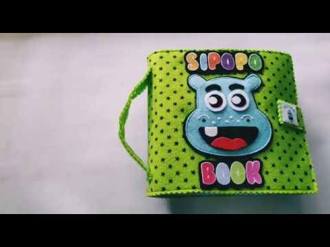 Sipopo Book usia 1-3 tahun