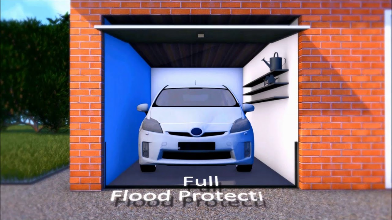 Flash Flood Garage Door Flood Proof Garage Door Flood Resistant