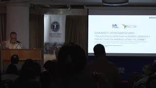 Derechos Humanos y Universidad, Tensiones y desafios.