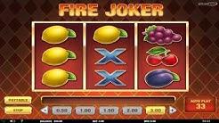 Play'n Go - Fire Joker Slot - Retro Slot With A Modern Twist