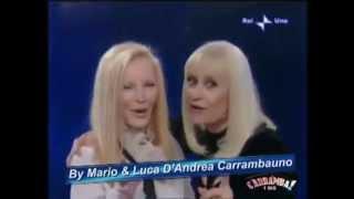 Raffaella Carrà & Patty Pravo♫ Tuca Tuca ♫  By Mario & Luca D'Andrea Carrambauno