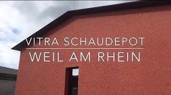 Vitra Schaudepot, Weil am Rhein, Germany | allthegoodies.com