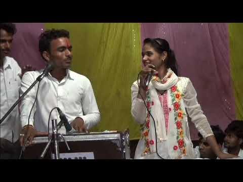 Umesh kushwaha and Rajni Bharti  kharka lokgeet 06 07 2018 5