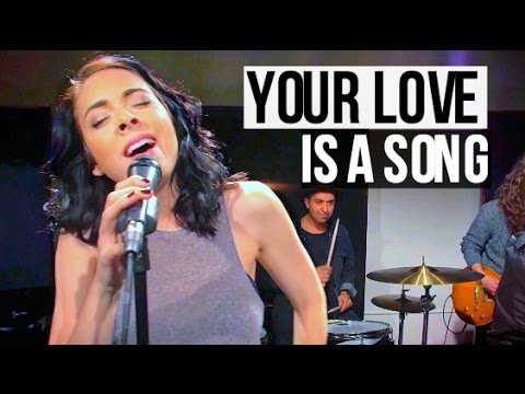 """""""Your Love Is A Song"""" Switchfoot Cover - NikkiPhillippi & Kylan Road"""