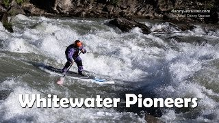Whitewater SUP 2014
