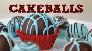 Receta: Cakeballs O Bolitas De Pastel | Musas