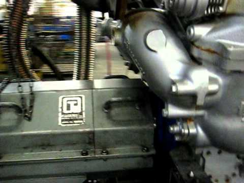 mtu 16V 2000/92 marine engine