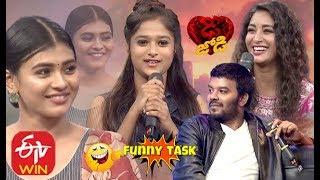 Sudheer | Rashmi |  Pradeep | BhanuSri | Funny Task All in One | Dhee Jodi |  ETV Telugu