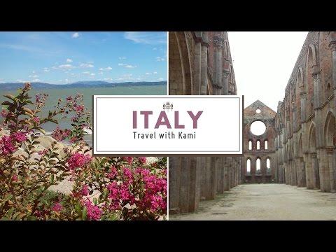 Magic Italy - Travel with Kami