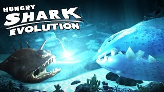 New Abysshark Special Power Hungry Shark Evolution Youtube