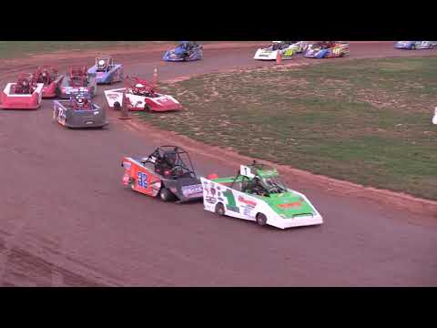 "Ohio Valley Speedway ""Gibby's King Championship"" Mini Wedge Feature 9-15-18"