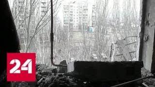 Украинские минометы снова начали бить под Донбассу - Россия 24
