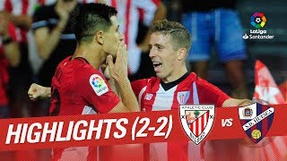 A goal by chimy avila rescues point for sd huesca in san mames 2nd round laliga santander 2018/2019 subscribe to the official channel of i...