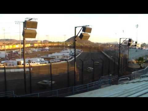 Super Stock Heat Race 1 - Perris Auto Speedway 9/10/16