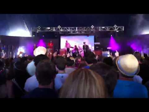 Crystal Fighters  I Love London  Glastonbury 2011
