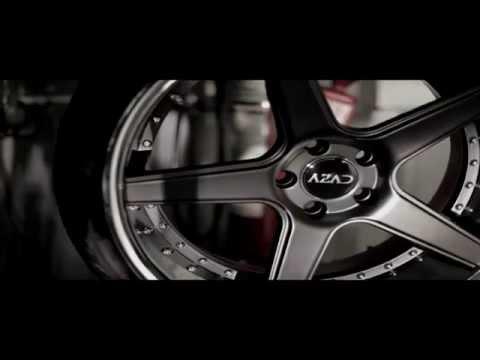 Azad Wheels Available At Tire And Wheel Master | Houston, TX