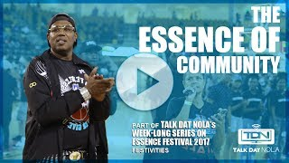 The ESSENCE of Community - Celebrity Basketball Game feature