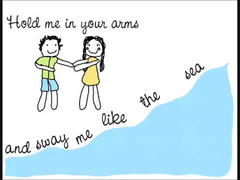 all i want is you by barry louis polisar- animation