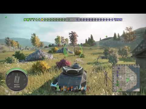 World of Tanks - Lycan T71 Review