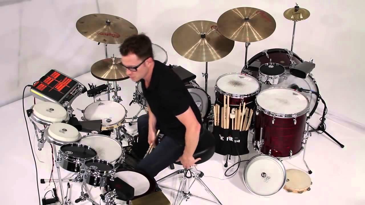 LP Latin Percussion LP845-K Timbale Mini