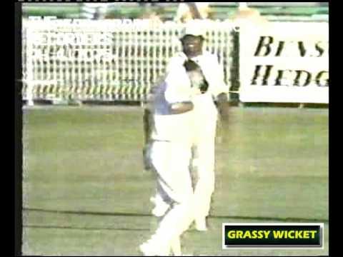 Imran Khan to Dav Whatmore - Melbourne 1979