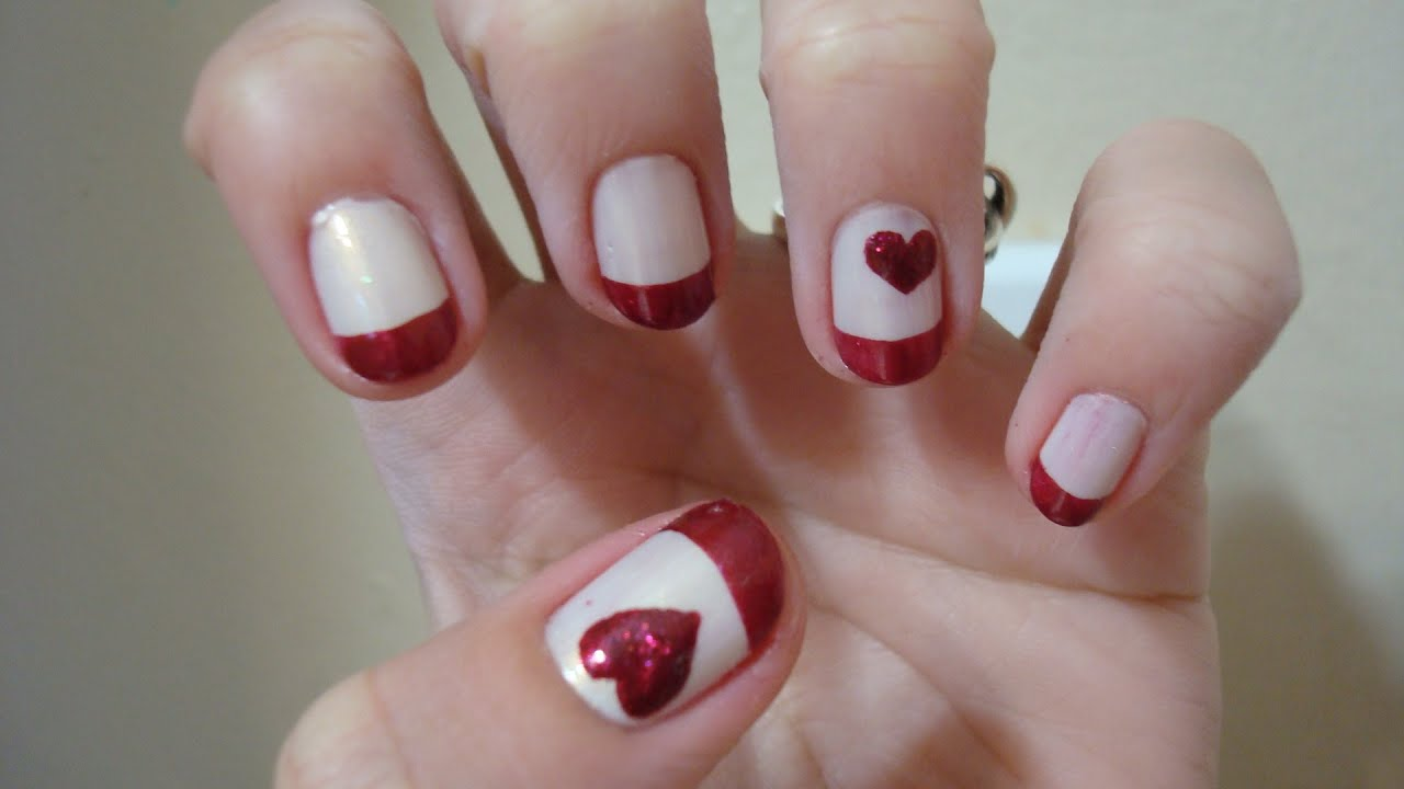 Nail Art Designs Easy Nail Art Step By Step Easy Nail Art Designs