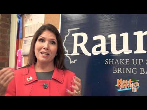 Evelyn Sanguinetti and her thoughts on Rock Island County