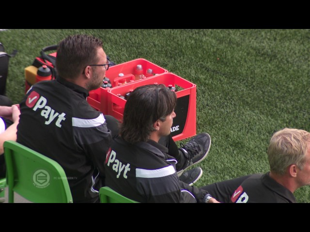 FC Groningen - Granada CF