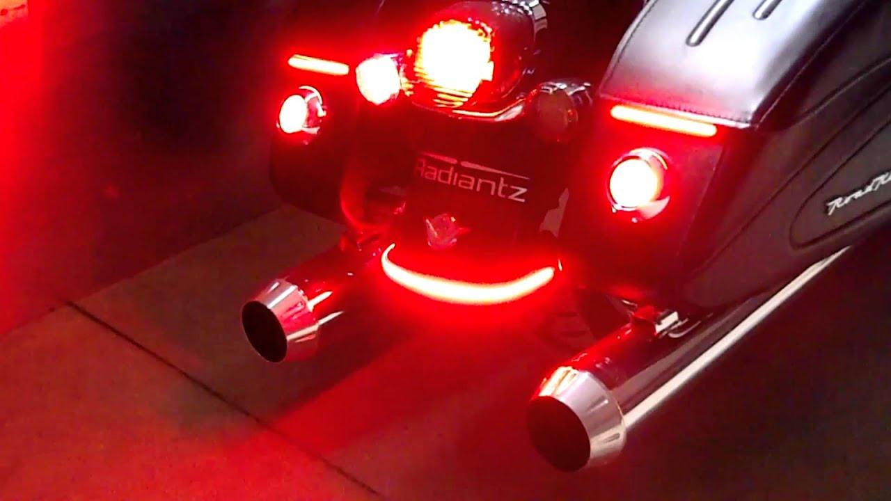 Radiantz Led Lighting Custom Flex Strip Taillights