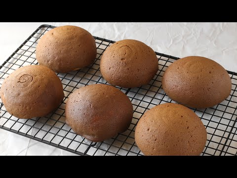 Coffee Bun Recipe [Roti Boy / Pappa Roti]