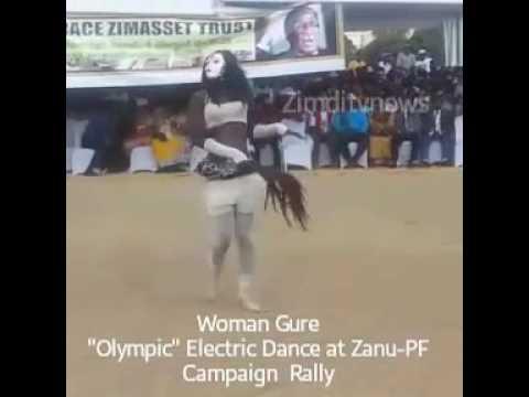 Vice President Mnangagwa, Kasukuwere swept by Gure Dance