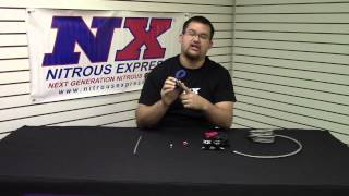 Nitrous Express Purge System for Intergrated solenoid systems Part # 15605