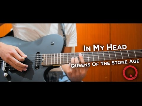 Queens of The Stone Age - In My Head (Guitar Cover)