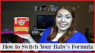 Gambar cover HOW TO SWITCH YOUR BABY'S FORMULA | Maggie the Mommy